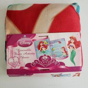 Disney Mermaid Blanket